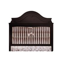 Bellini Baby Debby 3-in-1 Convertible Crib Finish: Antique