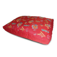 HFI 84264PB1RED Ofishtails Red 27X36 Pet Bed