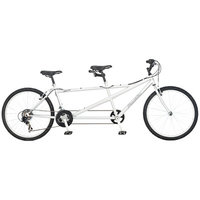 InSTEP 264140P Pacific Cycle 26 in. Dualie Tandem Bike Bicycle
