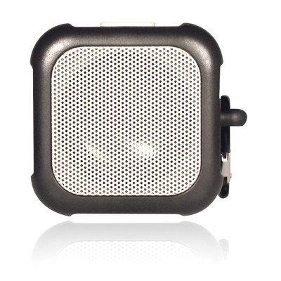 NUU Riptide Waterproof Bluetooth Speaker Gray, One Size