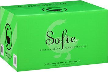 Goose Island® Sofie Belgian Style Farmhouse Ale 24-12 fl. oz. Bottles