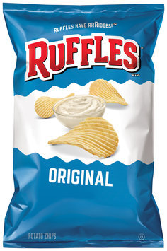 Ruffles® Original Potato Chips 2.63 oz. Bag