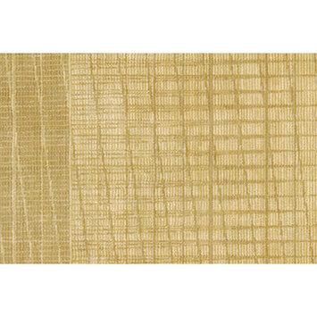 Nourison Calvin Klein Home Gold Rug (5'6 x 7'5)