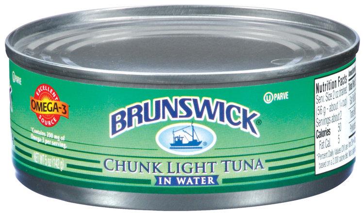 Brunswick Chunk Light In Water Tuna