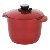 Maker Homeware SmartSteam 4.5 QT Classic Cookware Color: Red