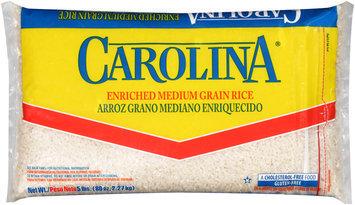 Carolina® Enriched Medium Grain Rice 5 lbs. Bag