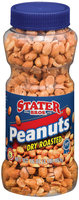 Stater Bros. Dry Roasted Peanuts 16 Oz Canister