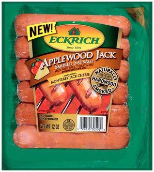Eckrich® Applewood Jack Smoked Sausage 12 oz. Pack