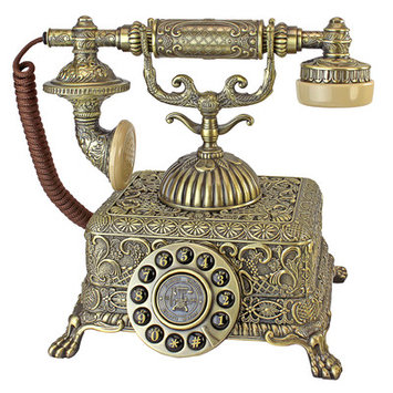 Design Toscano 1933 Reproduction Grand Emperor Telephone