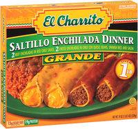 El Charrito® Grande Saltillo Enchilada Dinner 19 oz. Box