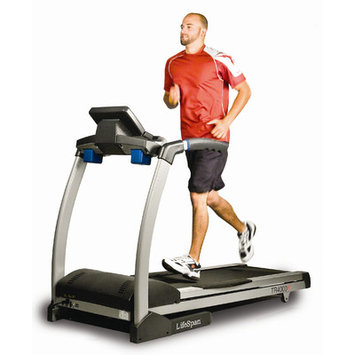 LifeSpan Fitness TR 4000i Folding Treadmill