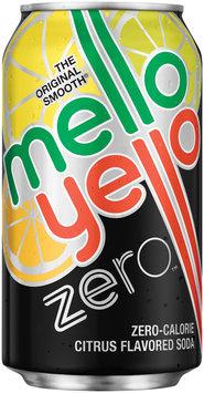Mello Yello Zero Citrus Soda 12 oz Can