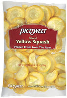 PICTSWEET Sliced Yellow Squash 28 OZ BAG