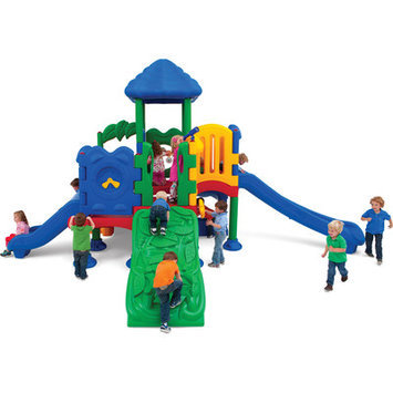 Ultra Play Discovery Center 5 Commercial Playset DC-5XLG/02-08-0209