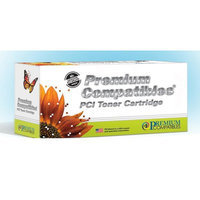 Premium Compatibles Black Toner Cartridge - Laser - 5300 Page - Black