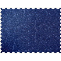 Stwd Petals Fabric by the Yard Color: Navy