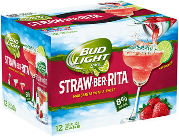 bud light® straw-ber-rita® 1