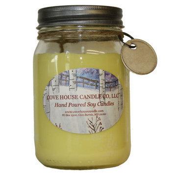 Covehousecandleco Lemon Bars Jar Candle