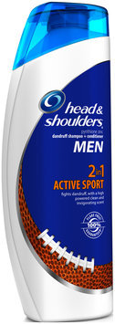 Active Sport Head and Shoulders Active Sport 2-in-1 Dandruff Shampoo + Conditioner for Men 13.5 Fl Oz