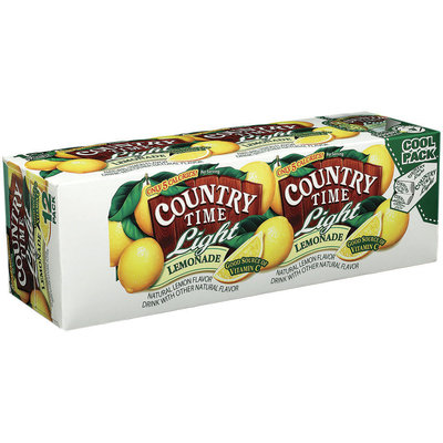 Country Time Light  Cool Pack Lemonade