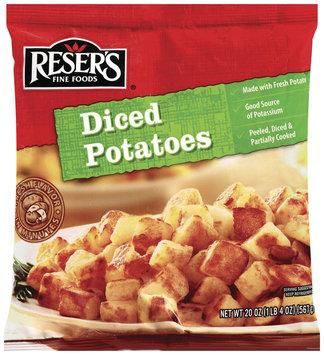 Reser's Cut Potatoes Diced Potatoes
