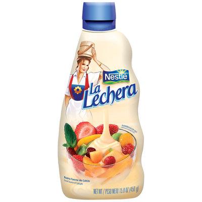 Nestlé LA LECHERA Sweetened Condensed Milk, 12 - 15.8 oz. Squeeze Bottles