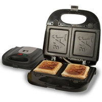 Pangea Brands MLB Sandwich Press MLB Team: Oakland Athletics