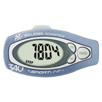 Fabrication Enterprises 12-1952 Step and Distance pedometer