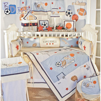 Zipcode Design William 18 Piece Crib Bedding Set