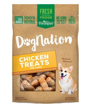 Freshpet® Dognation® CHICKEN TREAT