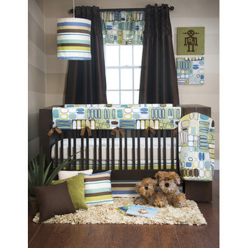 Sweet Potato By Glenna Jean Liam 6 Piece Rail Cover Set