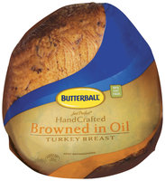 Butterball Handcrafted Browned In Oil Turkey Breast 1 Ct Wrapper