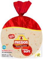 Mission® Fajita Flour Tortillas 2-18 ct Bags