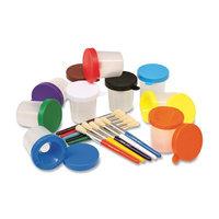 Chenille Kraft Colored Masking Tape Classroom Pack, 8/pk