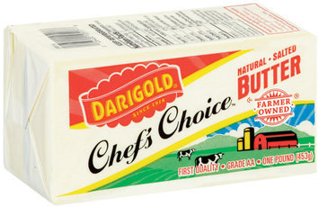 Darigold Chef's Choice Salted Sweet Cream  Butter 1 Lb Wrapper