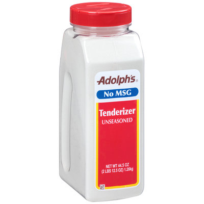 Adolph's® Unseasoned Tenderizer 44.5 oz. Container