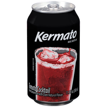 Kermato Tomato Cocktail 11.5 fl. oz. Can