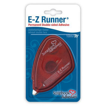 3l/helmar 3L Corp 1644 E-Z Runner Permanent Tape 33 Feet
