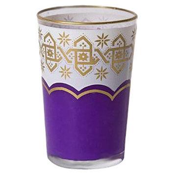 Casablanca Market Moroccan Sweet Lavender Jar Candle