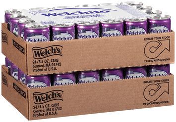 Welchito® Grape Juice Drink 48-5.5 fl. oz. Can