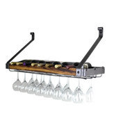 Enclume Signature Wall Mount Wine Glass Rack