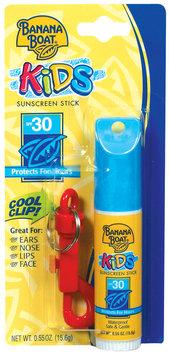 Banana Boat SPF 30 Kids Sunscreen Stick .55 Oz Peg