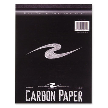 Roaring Spring Paper Products ROA22915 Carbon Paper Tablet