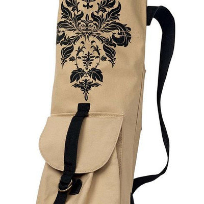 Gaiam Printed Yoga Mat Bag