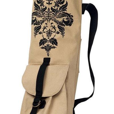 Gaiam Printed Yoga Mat Bag