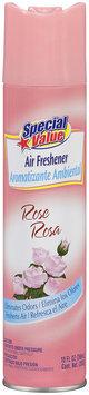 Special Value® Rose Air Freshener 10 fl oz. Aerosol Can