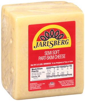 Jarlsberg® Semi Soft Part-Skim Cheese 3.5 lb. Loaf, Random Weight