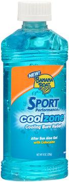 Banana Boat® Sport Performance® CoolZone™ After Sun Aloe Gel 8 oz. Bottle