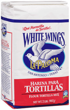 White Wings® Flour Tortilla Mix 2 lb. Stand Up Bag