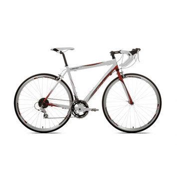 Kent Intl 12720 Libero 1.6 700c White and Red Mens Road Bike
